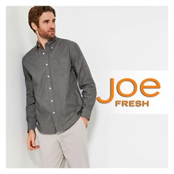 Joe Fresh catalogue ( 15 days left )