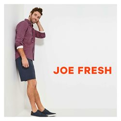 Joe Fresh catalogue ( More than a month )
