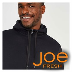 Clothing, Shoes & Accessories offers in the Joe Fresh catalogue in Victoria BC ( More than a month )