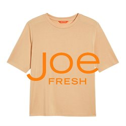 Joe Fresh catalogue ( 2 days ago )