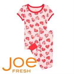 Joe Fresh catalogue ( 1 day ago )