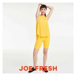 Joe Fresh deals in the Joe Fresh catalogue ( 9 days left)