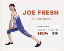 Joe Fresh catalogue ( 17 days left)
