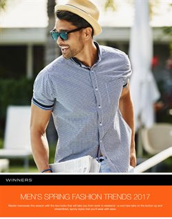 Clothing, shoes & accessories offers in the Winners catalogue in Toronto