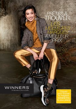 Clothing, Shoes & Accessories offers in the Winners catalogue in Montreal