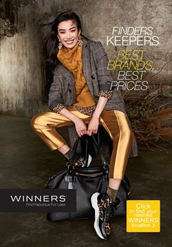 Clothing, Shoes & Accessories offers in the Winners catalogue in Kamloops