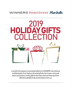 Clothing, Shoes & Accessories offers in the Winners catalogue in Vancouver