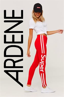 Ardene deals in the Toronto flyer