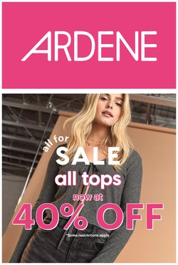 Ardene catalogue ( 7 days left )