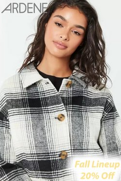 Clothing, Shoes & Accessories deals in the Ardene catalogue ( 4 days left)