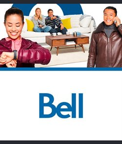 Electronics & Appliances offers in the Bell catalogue in Gatineau