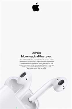 Electronics & Appliances offers in the Apple catalogue in Toronto
