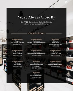 Linen Chest catalogue ( 2 days left )