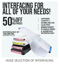 Fabricland coupon ( Published today )