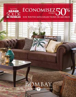 Bombay deals in the Montreal flyer