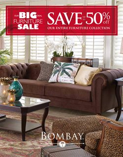 Bombay deals in the Toronto flyer
