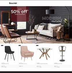 Bouclair Home catalogue in Montreal ( 6 days left )