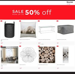 Bouclair Home catalogue ( 6 days left )