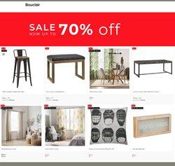 Bouclair Home catalogue ( Expired )