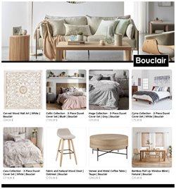 Bouclair Home catalogue ( 1 day ago )