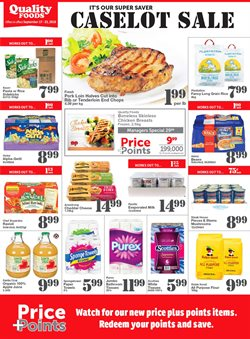 Grocery offers in the Quality Foods catalogue in Vancouver