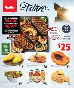Quality Foods deals in the Quality Foods catalogue ( 1 day ago)