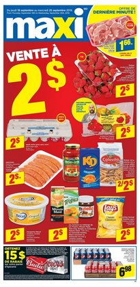 Grocery offers in the Maxi catalogue in Granby