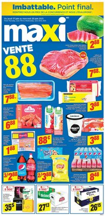 Maxi deals in the Maxi catalogue ( 4 days left)