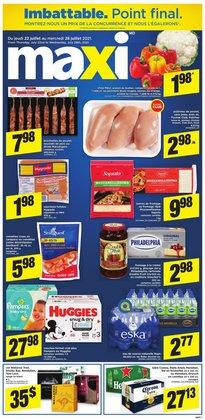 Maxi deals in the Maxi catalogue ( 3 days left)