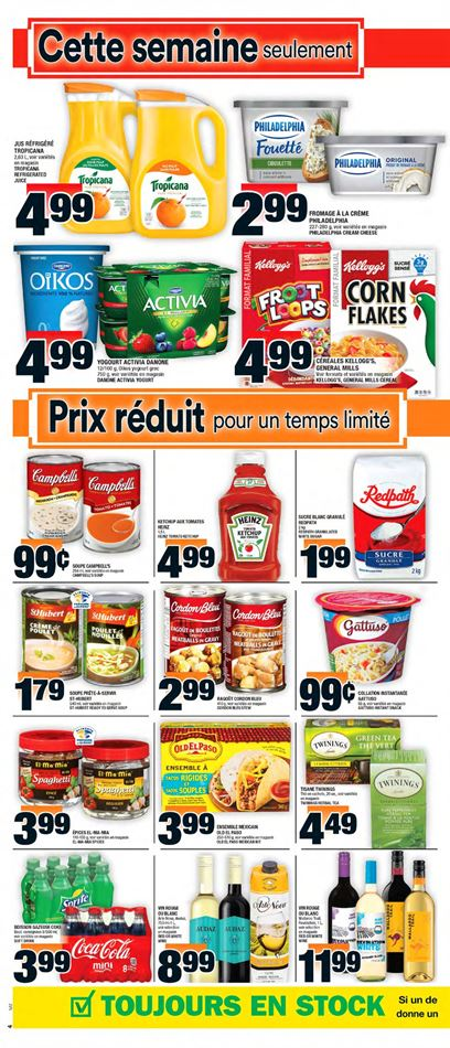 Super C in Sept-Îles | Weekly Flyers & Coupons