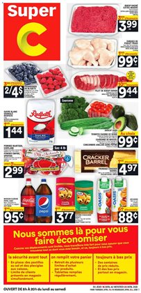 Super C in Gatineau  Weekly Flyers & Coupons