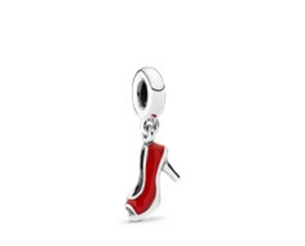 Red Stiletto, Red Enamel - FINAL SALE discount at $50