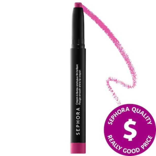 Rouge Smooth Shine Lip Crayon discount at $4