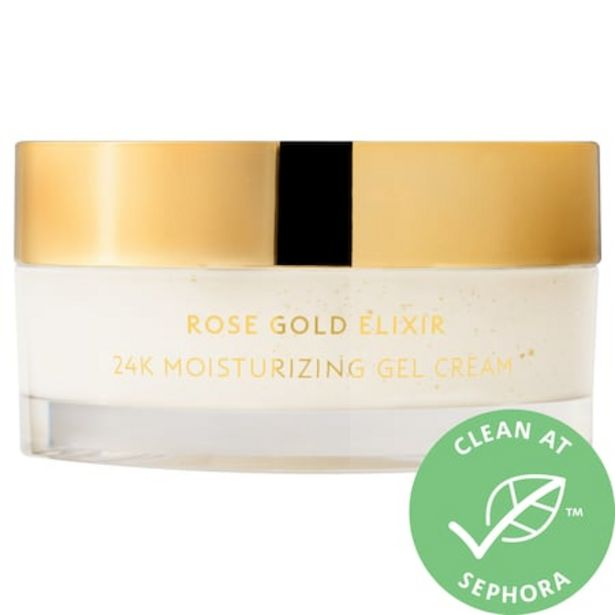 Rose Gold Elixir 24K Moisturizing Gel Cream discount at $27