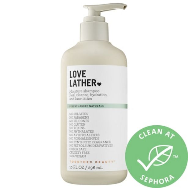 Love Lather Moisture Shampoo discount at $14.5