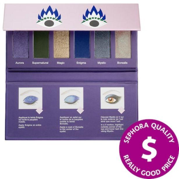 Mystic Aura Eyeshadow Palette discount at $7