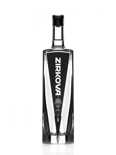 Zirkova One Ultra Premium Vodka 1140ml discount at $44.95