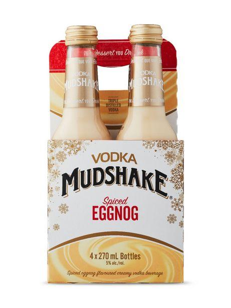 Vodka Mudshake Egg Nog discount at $13.95