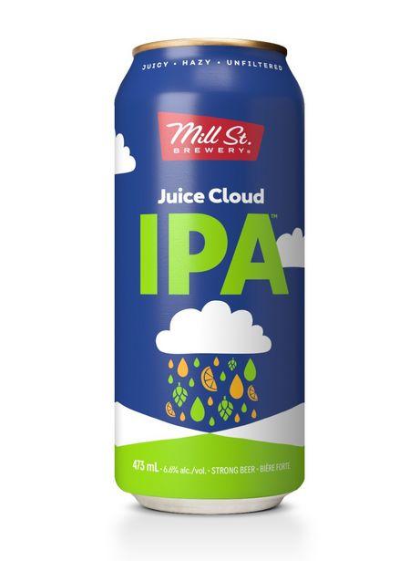 Mill Street Juice Cloud IPA discount at $3.55