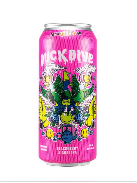 Wellington Brewery Duck Dive IPA discount at $4.25