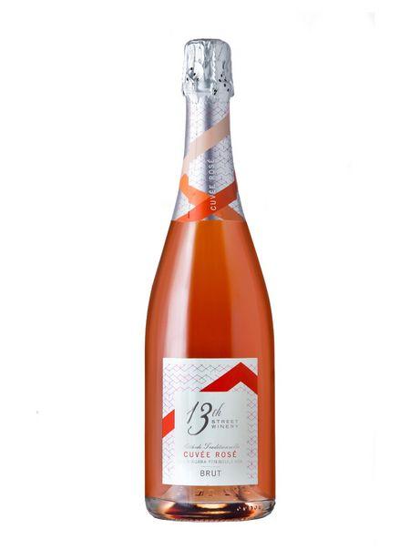 13th Street Cuvée Brut Rosé discount at $29.95