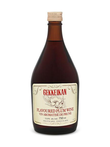 Gekkeikan Plum Wine discount at $17.35