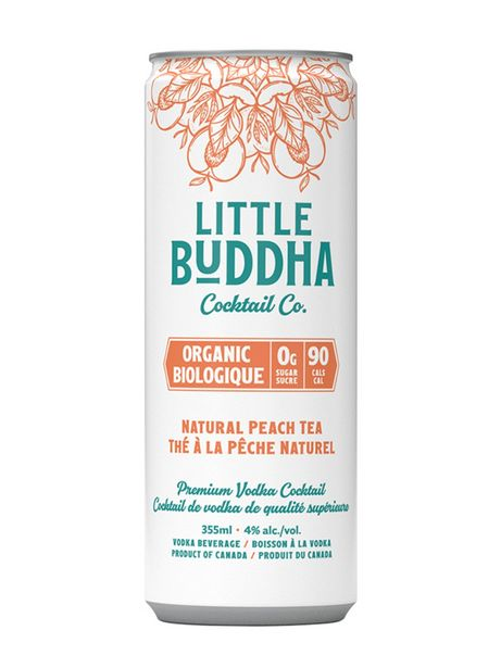 Little Buddha Peach Tea discount at $2.95