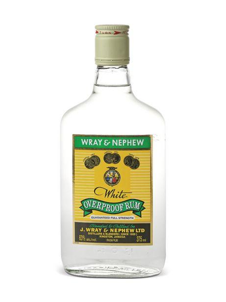 Wray & Nephew White Overproof Rum discount at $21.45