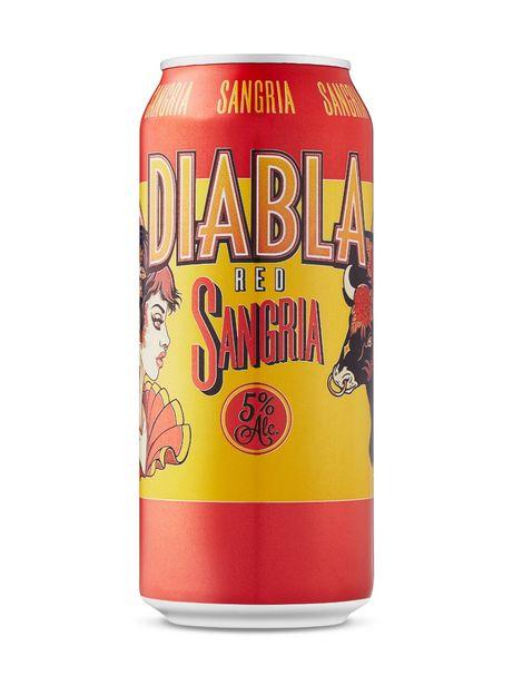 Diabla Red Sangria discount at $2