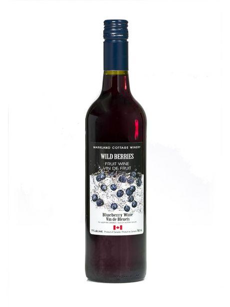 Markland Blueberry Wine K discount at $19.65
