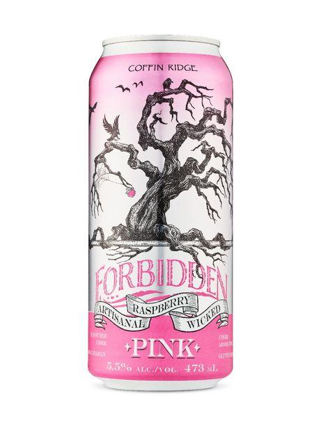 Forbidden Pink Cider discount at $3.6