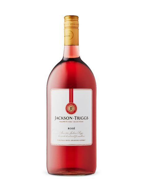 Jackson-Triggs Rosé discount at $18.95