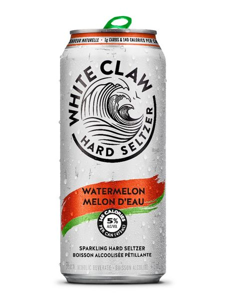 White Claw Hard Seltzer Watermelon discount at $2.95