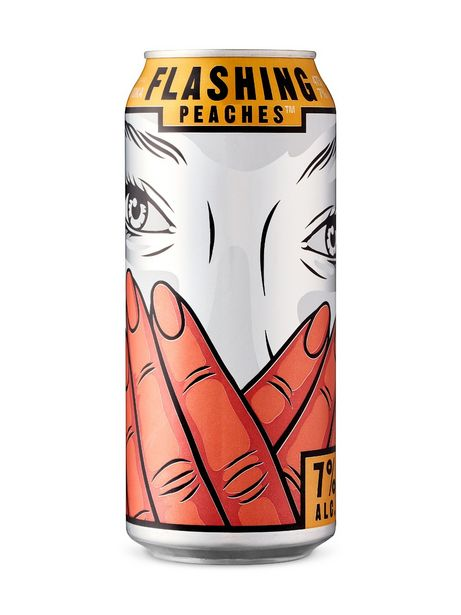 Jaw Drop Flashing Peaches discount at $2.75